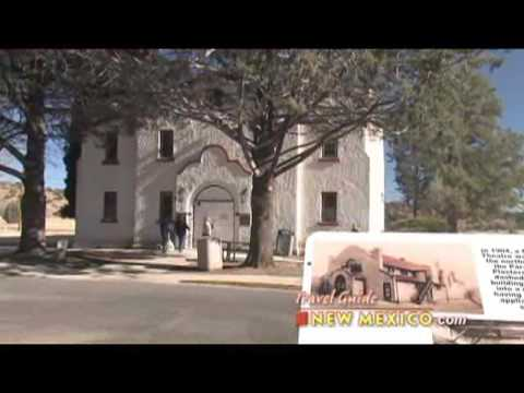 Travel Guide New Mexico tm Fort Bayard, Silver City New Mexico