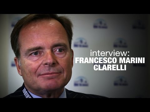 Francesco Marini Clarelli - Angel Investing Global Forum 2013, Milan - Intervista