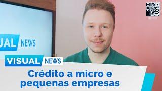 CRÉDITO À MICRO E PEQUENAS EMPRESAS; AUXÍLIO EMERGENCIAL; FERIADÃO EM SP | Visual News (20/05/2020)