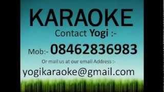 Aaj rapat jaaye to hame na- namak halal karaoke track