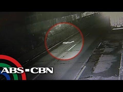 TV Patrol: Lalaking nasagasaan ng 20 beses, sapul sa CCTV