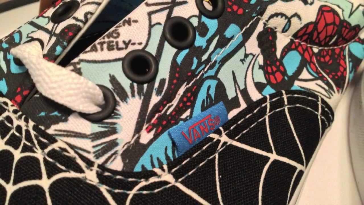 Vans x Marvel Spiderman Era - @Journeys
