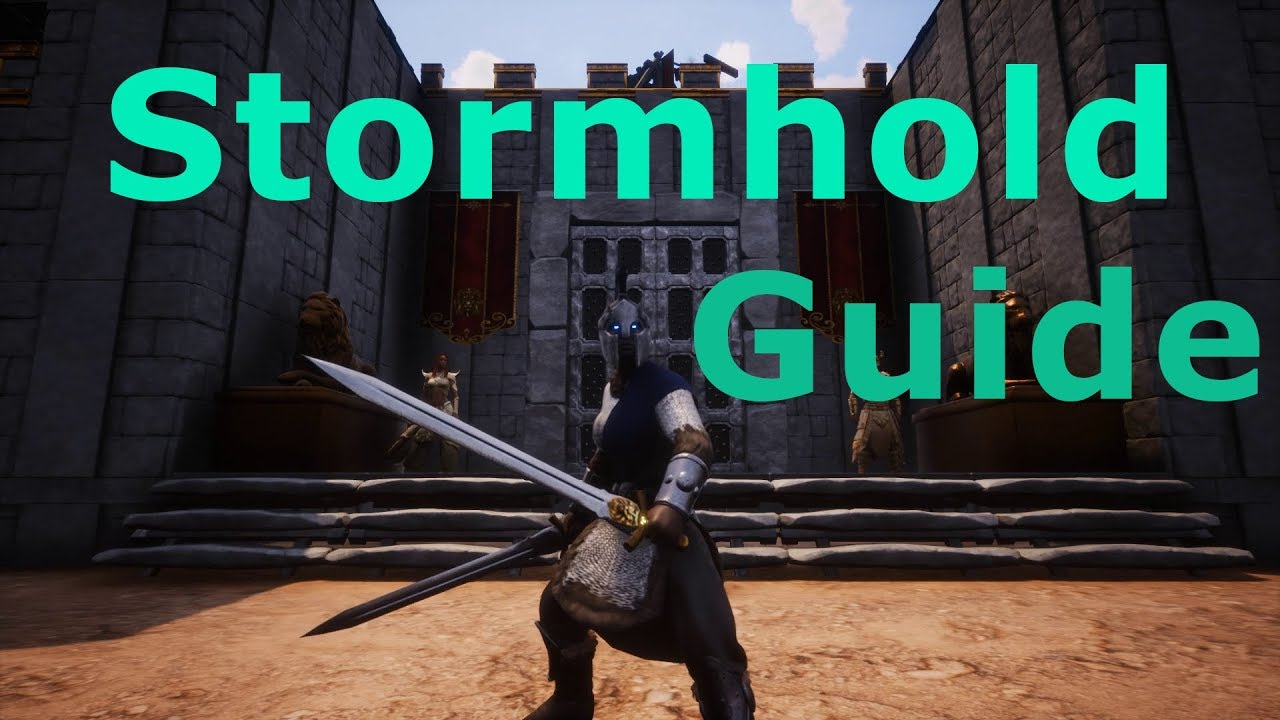 Stormhold Faction Overview - Conan Exiles Age of Calamitous