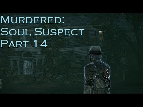 Old court house | Murdered: Soul Suspect (Part 14)