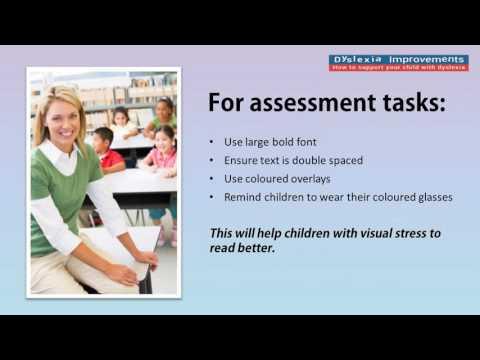 Fair Class Test - Visual Stress