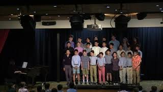 Spring 2019 Music Concert - Chorus