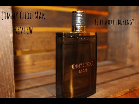 Jimmy Choo Man Cologne/Fragrance Review and Thoughts