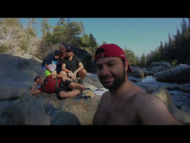 Camping Trip to Sierra National Forest