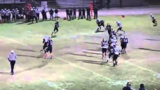 Golden Valley touchdown against Tehachapi