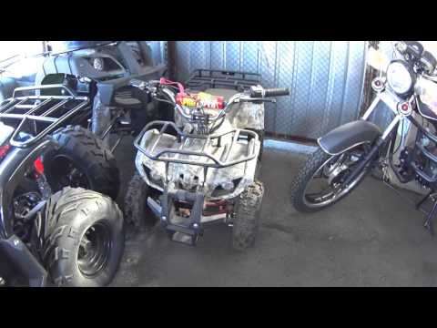 Мототехника  - скутеры, квадроциклы Благовещенск. Авторынок.
