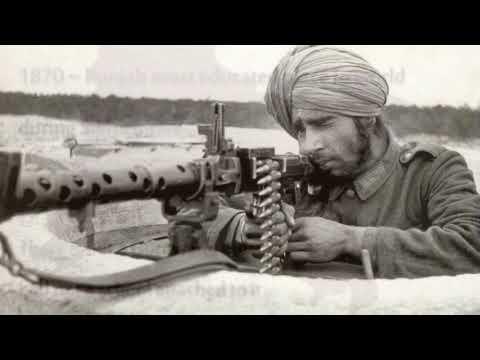 Punjabi Song Roose Ft. Battle of Akaal Takhat Sahib -  Khalistan Libration Force K.L.F & B.G.F