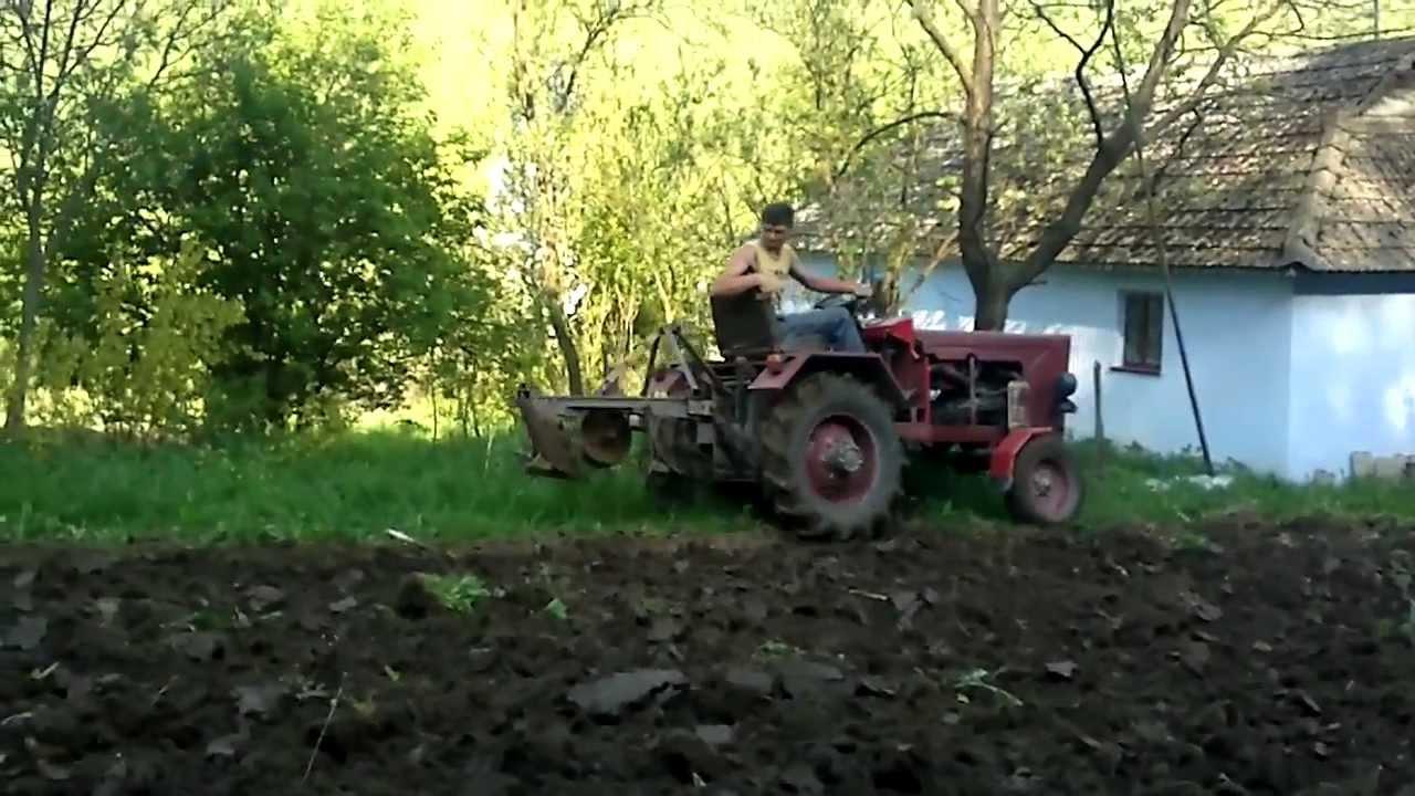 самодельные трактора перевозка леса и пашут фото его