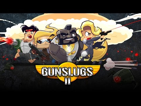 Gunslugs 2 - official trailer - release: January 15th 2015