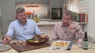 Nigel Barden's Drive Time Dishes - Episode 6 - Beautiful Beef - One Tray At A Time