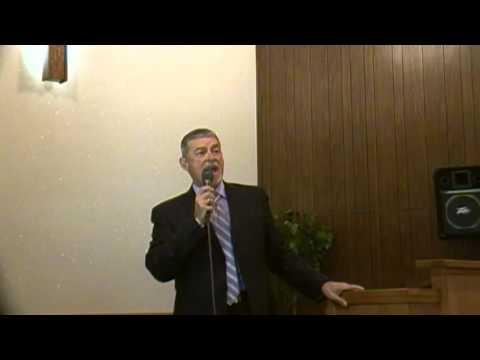 Gospel Singer Mark Gray