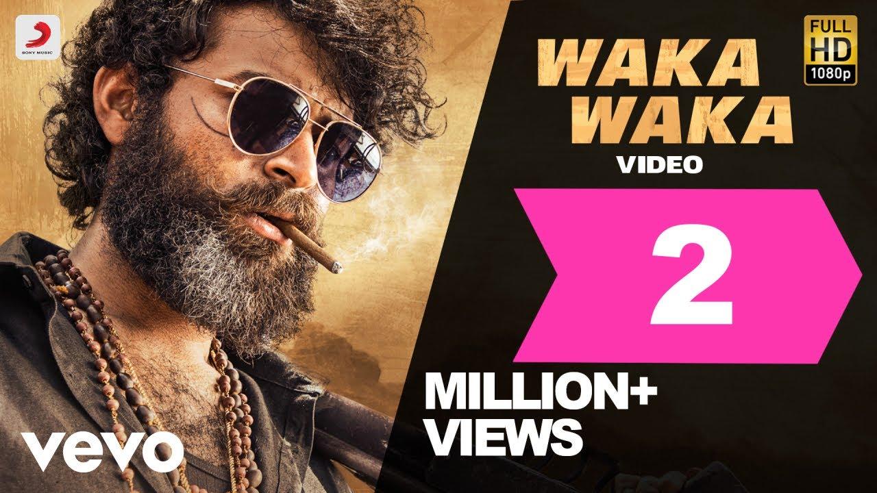 Download Gaddalakonda Ganesh (Valmiki) - Waka Waka Video   Varun Tej, Atharvaa, Mickey J Meyer