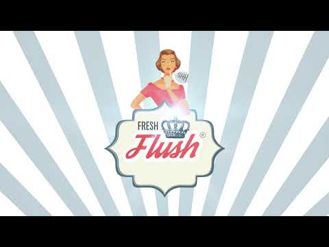 Fresh Flush Logo Animation
