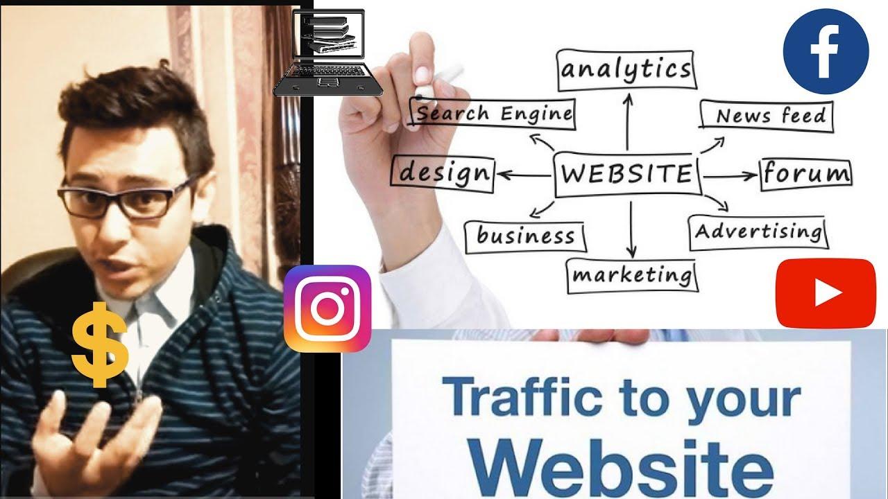 Digital Marketing: Building Traffic