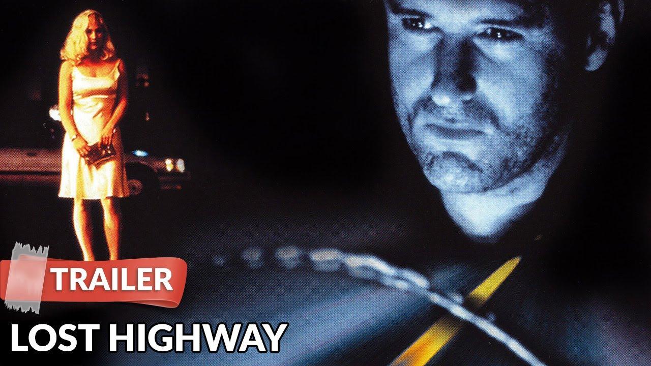 Lost Highway 1997 Trailer Patricia Arquette Bill Pullman