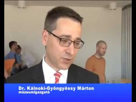 A Ferenczy Múzeum megnyitó ünnepsége a Szentendre TV-ben