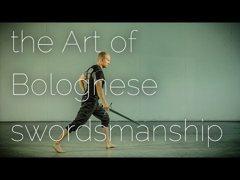The Art of Bolognese Swordsmanship