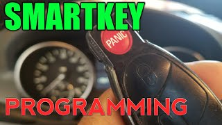 Mercedes FOB/Smart Key Programming | Selective Mode | Global Mode