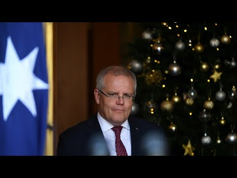 Scott Morrison 'is entitled' to a Christmas holiday