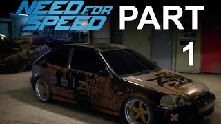 Need For Speed (2015) - Let