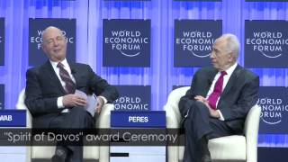 Summary of President Peres' meetings and events at the World Economic Forum in Davos