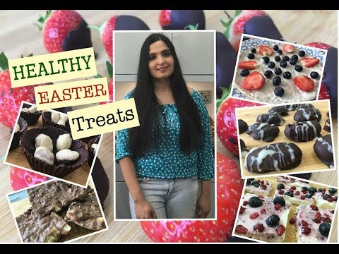 6 HEALTHY EASTER RECIPES | Easy & Quick WholeFood Easter Recipes!