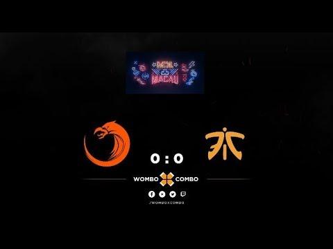 TNC vs Fnatic Game 1 (BO3 ) | MDL Macau