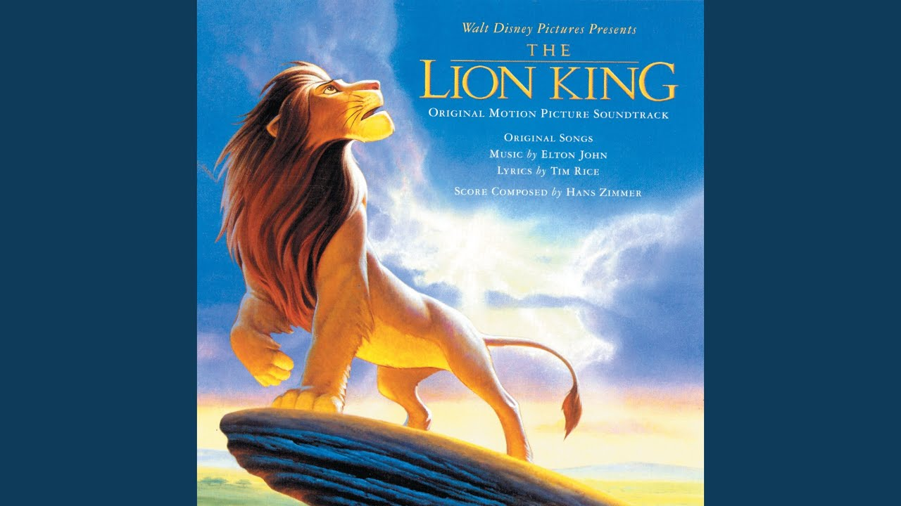 """Download I Just Can't Wait to Be King (From """"The Lion King""""/Soundtrack Version)"""
