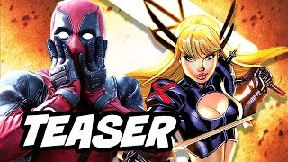 Deadpool TV Series Explained and New Mutants Animatic Trailer