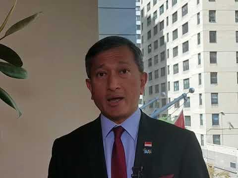 ST interviews Minister for Foreign Affairs Dr Vivian Balakrishnan