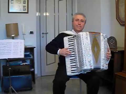 L'ITALIANO BY TOTO CUTUGNO - Accordion Akordeon Akkordeon Acordeon