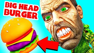 THIS BURGER WILL RUIN STEALTH RAIDS FOREVER! (Ark Survival Evolved Trolling)