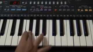 Mohabbat Barsa Dena Tu Piano Tutorial by Atul - How to play it on Harmonium or Piano