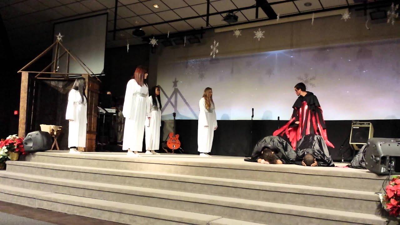 Life Church Youth Christmas Drama - YouTube