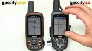 Compare Garmin GPSMap 62S vs Garmin GPSMap 60Csx