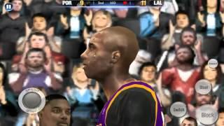 Nba2k14 Mod Playoffs Gameplay