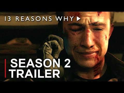 13 REASONS WHY Season 2 Trailer (2018) Netflix Thirteen Reasons Why TV | Concept