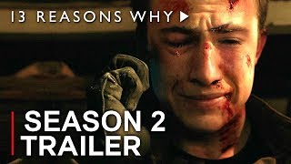 13 REASONS WHY Season 2 Trailer Concept (2018) Netflix Thirteen Reasons Why