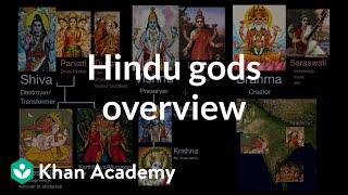 Індуїстських богів огляд | історія світу | Академія Хана