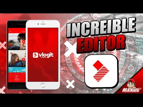 Incredible Video Editor for Android // Alexius Tv