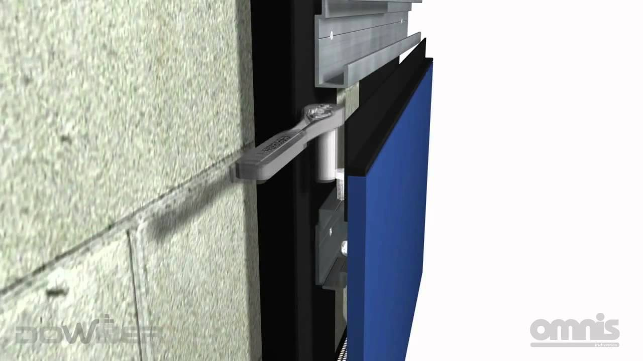 Downer external wall cladding systems youtube for External wall materials