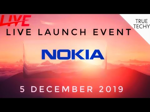 Nokia 5 Dec 2019 Live Launch Event, Nokia 2.3 Live Launch, Nokia 2.3 Live Event
