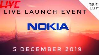 Nokia 5 Dec 2019 Live Launch Event, Nokia 2.3 Live Launch, Nokia 2.3 Live Event