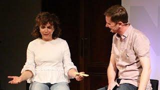 Annie Mac from BBC Radio 1 interviewed by Matt Deegan