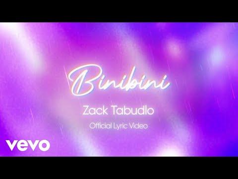 Zack Tabudlo – Binibini