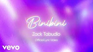 Zack Tabudlo - Binibini (Lyric Video)